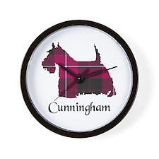 Terrier - Cunningham Wall Clock