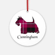 Terrier - Cunningham Ornament (Round)