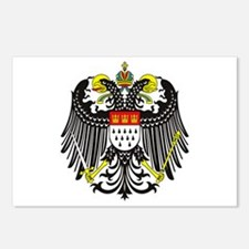 Cologne Coat of Arms Postcards (Package of 8)