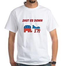 Shut Er Down Shirt