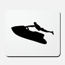 Jet ski Mousepad