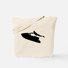 Jet ski Tote Bag