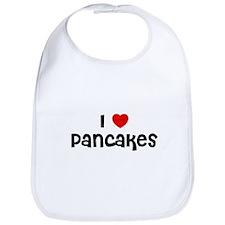I * Pancakes Bib