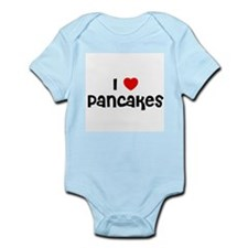 I * Pancakes Infant Creeper