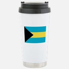 Bahamian Flag Travel Mug