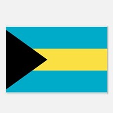 Bahamian Flag Postcards (Package of 8)