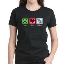 Peace Love Rockets Tee