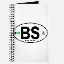 Bahamas Euro Oval Journal