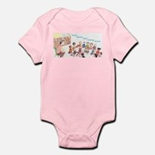 Library Storytime Infant Bodysuit