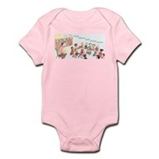 Library Storytime Onesie