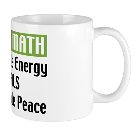 Do the Math Mug