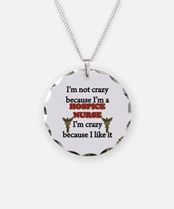 Funny Hospice Necklace