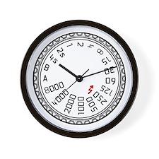 Leica Mode Dial Wall Clock