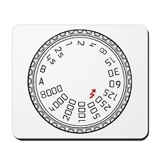 Leica Mode Dial Mousepad