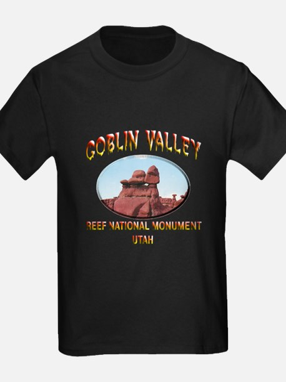 Goblin Valley Utah T