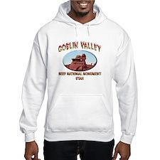 Goblin Valley Utah Hoodie