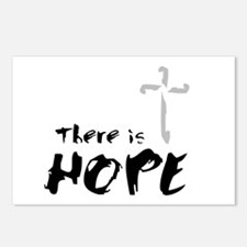 There is HOPE Postcards (Package of 8)