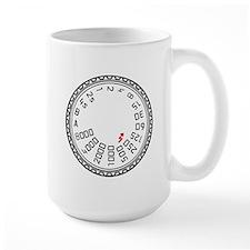 Leica Mode Dial Mug