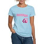 Hansennettes Crest Women's Light T-Shirt