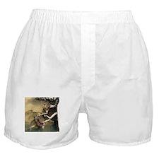 Otter Boxer Shorts