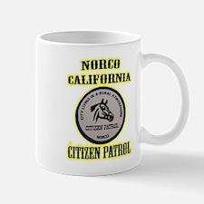 Norco Citizen Patrol Mug