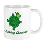 Crawling Champion Mug