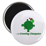 Crawling Champion Magnet