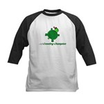 Crawling Champion Kids Baseball Jersey