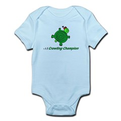 Crawling Champion Infant Bodysuit