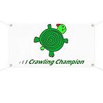Crawling Champion Banner