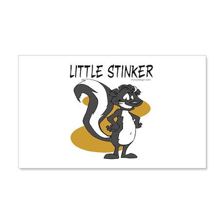 Little Stinker 22x14 Wall Peel