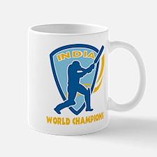 Cricket India Champions Mug