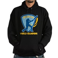 Cricket India Champions Hoodie