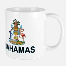 Bahamian Arms (labeled) Mug