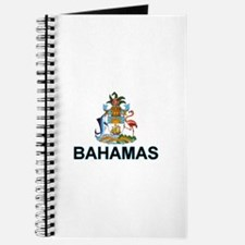 Bahamian Arms (labeled) Journal