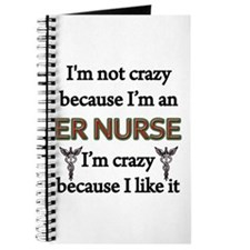 Cute Er nurse Journal
