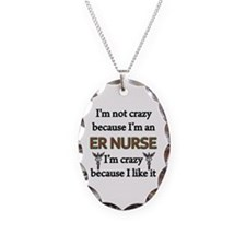 Cute Er nurse Necklace