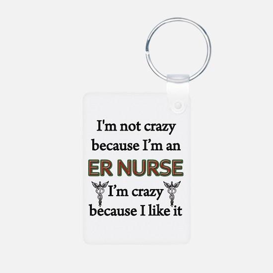 Funny Nursing student Keychains