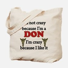 Funny Medicine doctor physician health Tote Bag