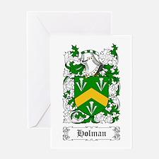 Holman Greeting Card
