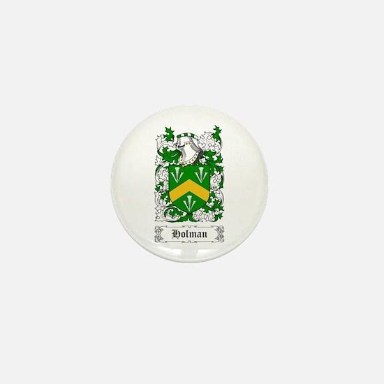 Holman Mini Button