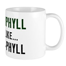 Billy Madison Small Mug
