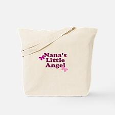 Nana's Little Angel Tote Bag