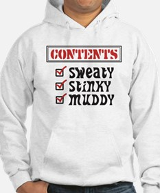 Funny Sports © Contents Hoodie