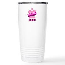 Bingo Queen Travel Mug