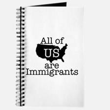 All of US are Immigrants Journal