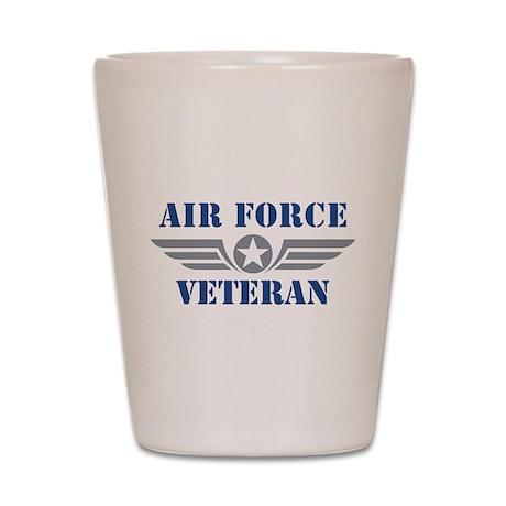 Air Force Veteran Shot Glass