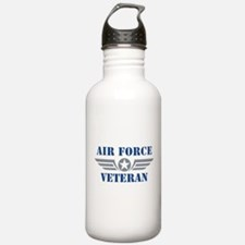 Air Force Veteran Water Bottle