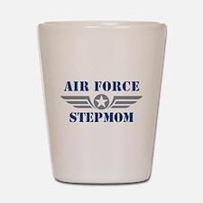 Air Force Stepmom Shot Glass
