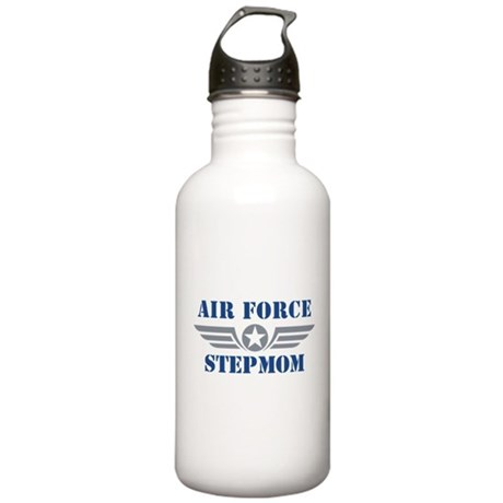 Air Force Stepmom Stainless Water Bottle 1.0L